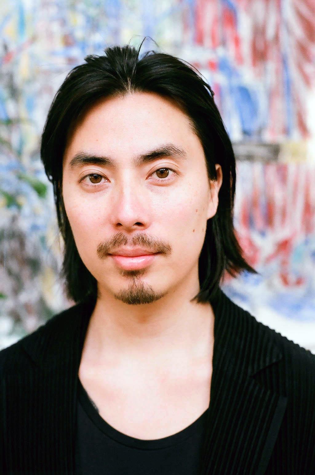 Portrait of Victor Wang. Courtesy of PHOTOFAIRS | Shanghai