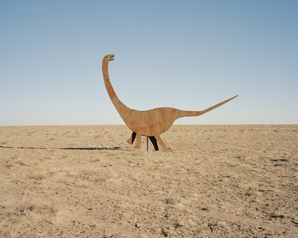 Dinosaur sculpture,Inner Mongolia,2014-li-wei-photography-of-china.jpg