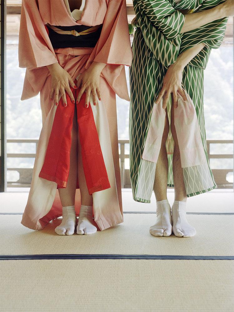 Open Kimono,  2018, Digital C-print, 51 x 40.5 cm (20 x 16 in) © Pixy Liao | Courtesy of Chambers Fine Art