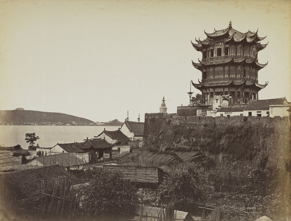 Pow Kee, Hankow (now Hankou), 1880s. Gift of Mrs Riddell in memory of Peter Fletcher Riddell, 1985. National Galleries of Scotland