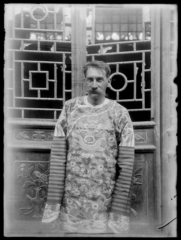 [Charles Nouette]. Mission : Mission Paul PELLIOT 1906-1908 © MNAAG