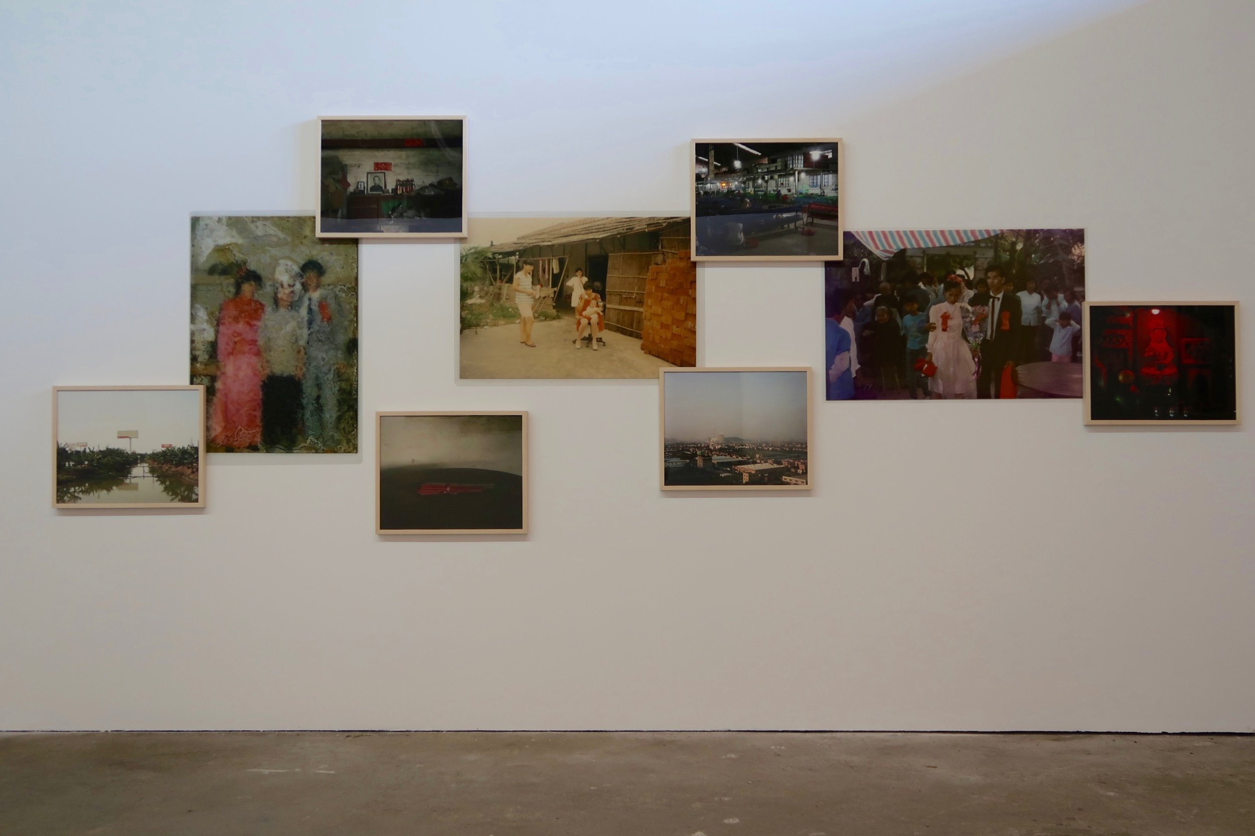 Kurt Tong exhibition view © Marine Cabos-Brullé