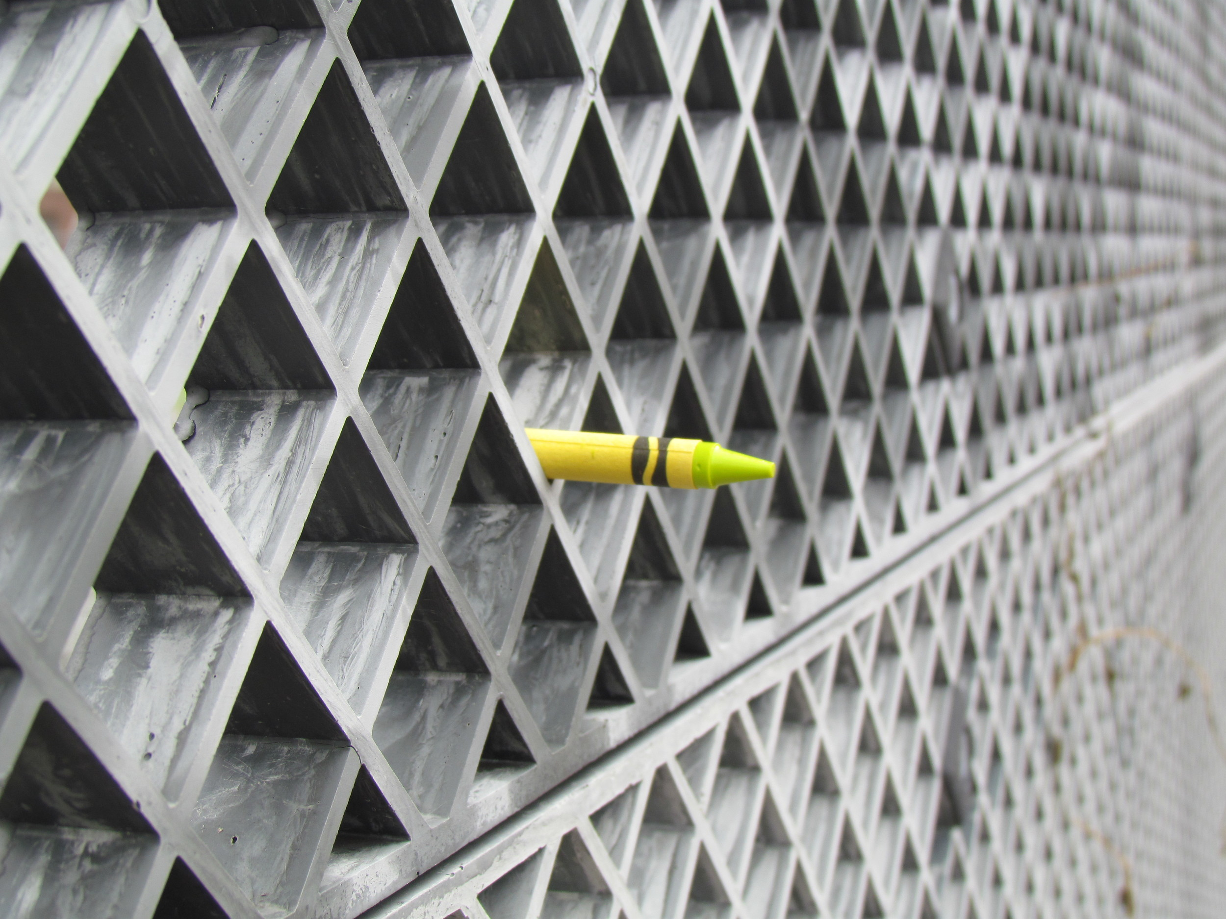 Crayon Intervention, 2011, Savannah, GA