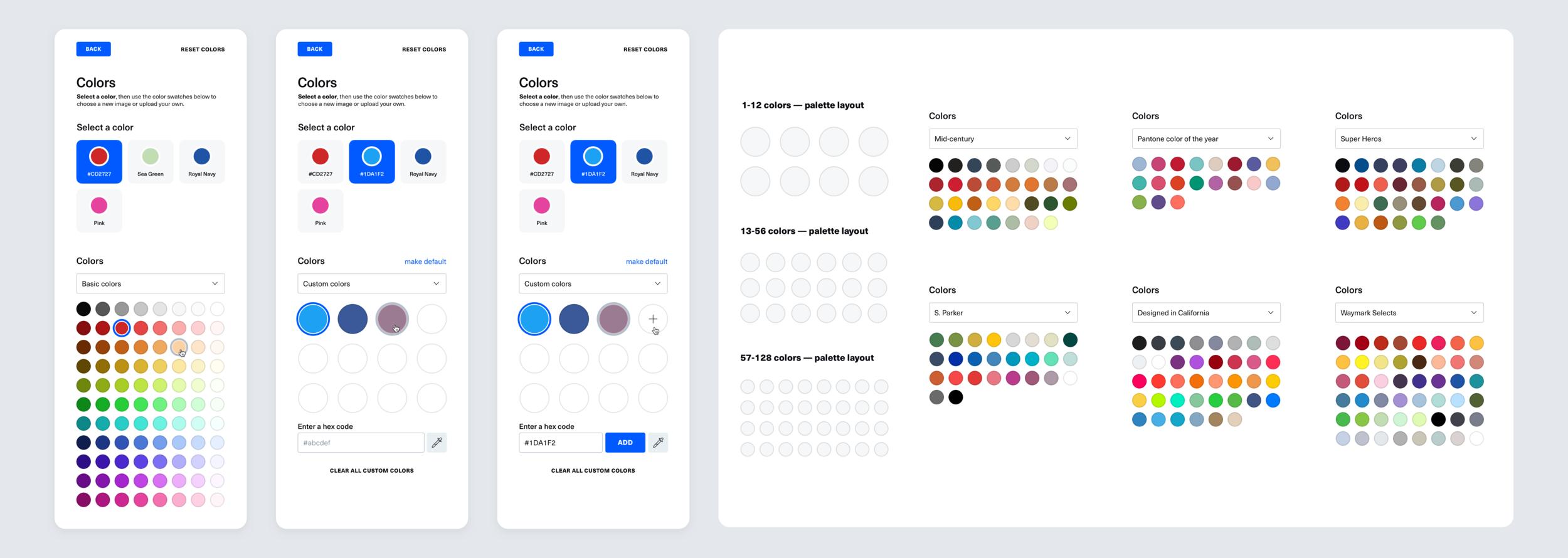 Editor Color Management