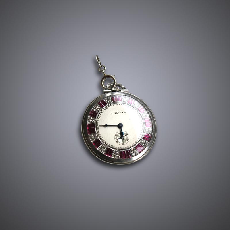 Tiffany Pocket Watch