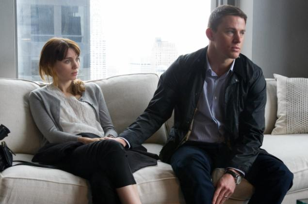 Rooney Mara and Channing Tatem in Side Effects