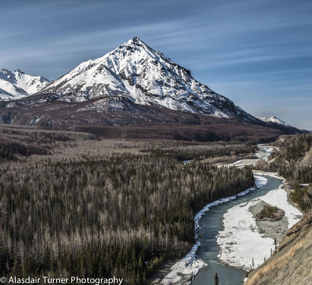 Somewhere in Alaska.