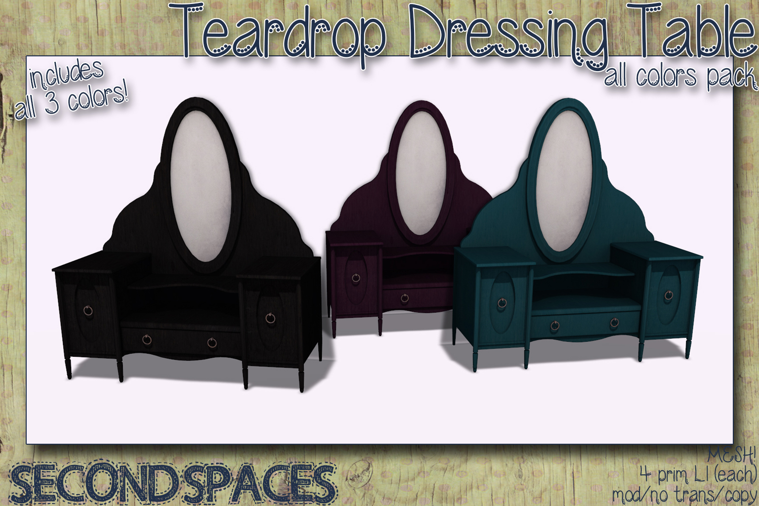 teardrop dressing table_color pack_vendor.jpg