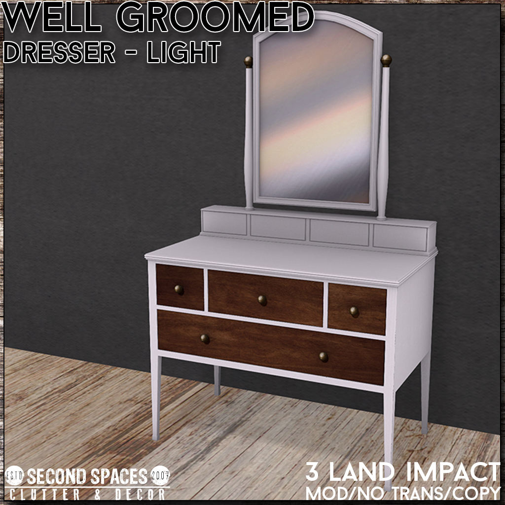 well groomed_dresser light_vendor.jpg