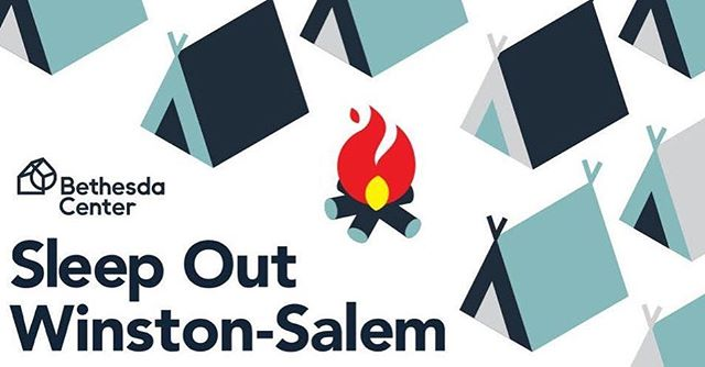 """This Friday, May 3rd, we're honored to help support @bethesdactr in the Sleep Out Winston-Salem event. We're playing at Bailey Park starting around 7:45! • Last year, many men and women in our community called Bethesda """"home"""" for at least one night and their 100-bed night shelter is usually at capacity. Bethesda is the largest homeless shelter in Forsyth County and the only full-service day shelter in our community. Thanks to Bethesda, over the last fiscal year, 112 men and women have moved from shelters into their own housing. The money raised by Sleep Out Winston-Salem plays a tremendous part in making this happen. 100% of the money raised by this event supports their operation and allow them to keep living up to their mission. • Text To Donate Text: SleepOutWS To: 41444 . . . . . . . . . . . . . . #indieband #indie #music #indiemusic #band #indierock #rock #musician #newmusic #livemusic #indieartist #rockband #instamusic #musicians #alternativerock #alternative #rocknroll #indiepop #rockmusic #guitar #indiemusician #love #singersongwriter #art #pop #indiefolk #like #wsnc #homeless #bhfyp"""