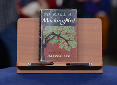 Inscribed To Kill a Mockingbird--Birmingham 2015