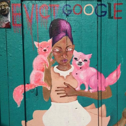 Alexa Eisner, Clarion Alley, SF
