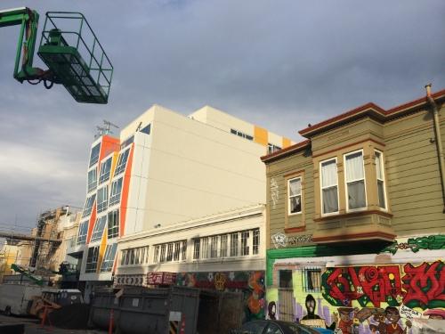 Alexa Eisner, Mission District, SF
