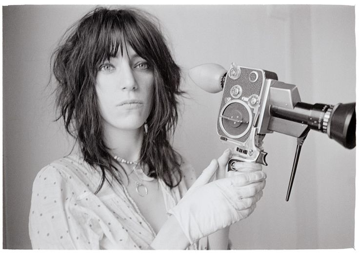 A young Patti Smith