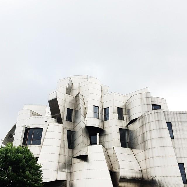 Frank Gehry's Weisman Museum