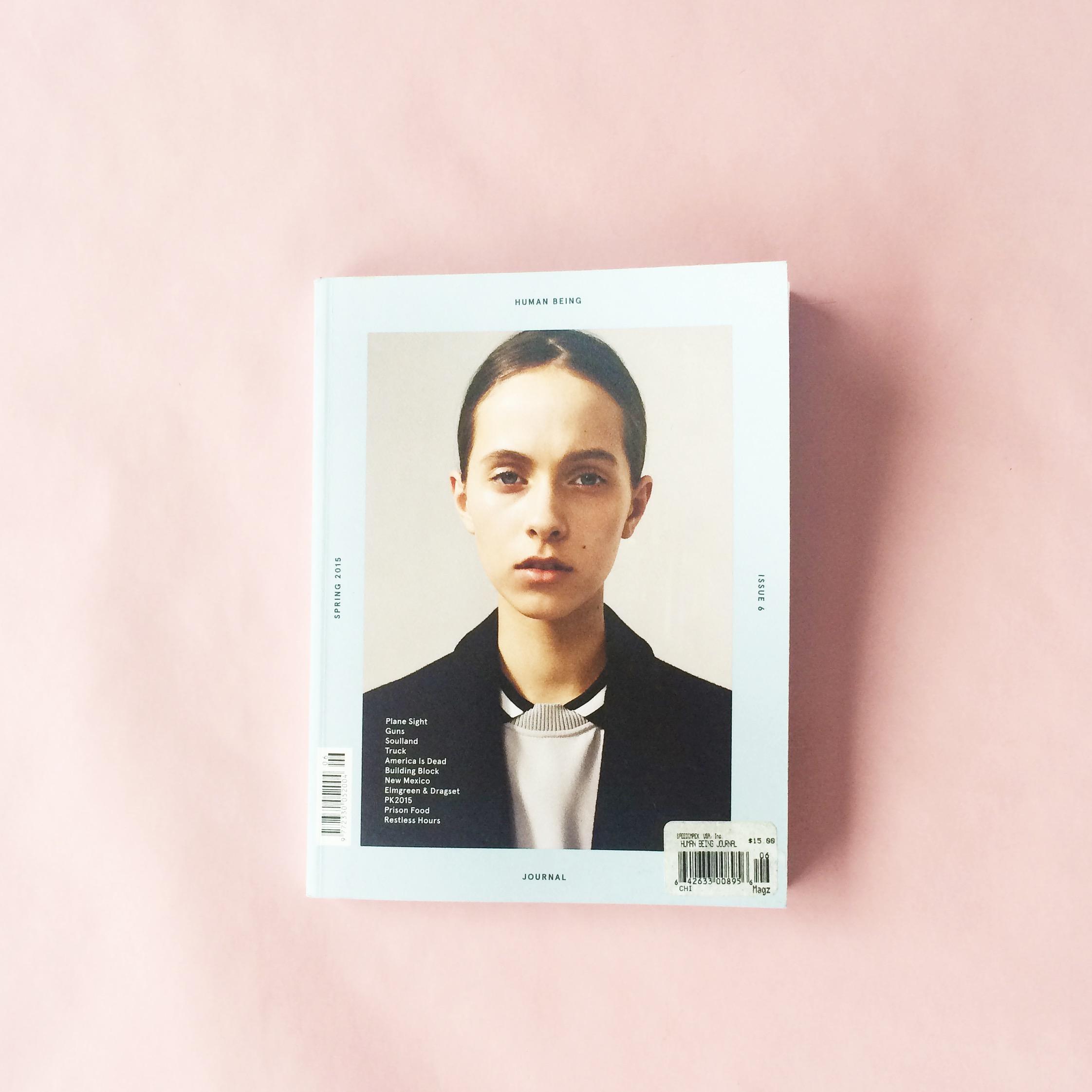 Bodega LTD - Human Being Journal