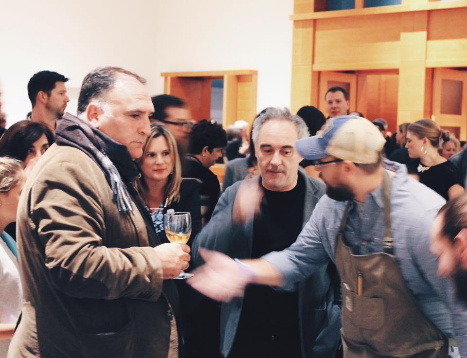 Minneapolis Institute of Art Ferran Adria Tasting Event