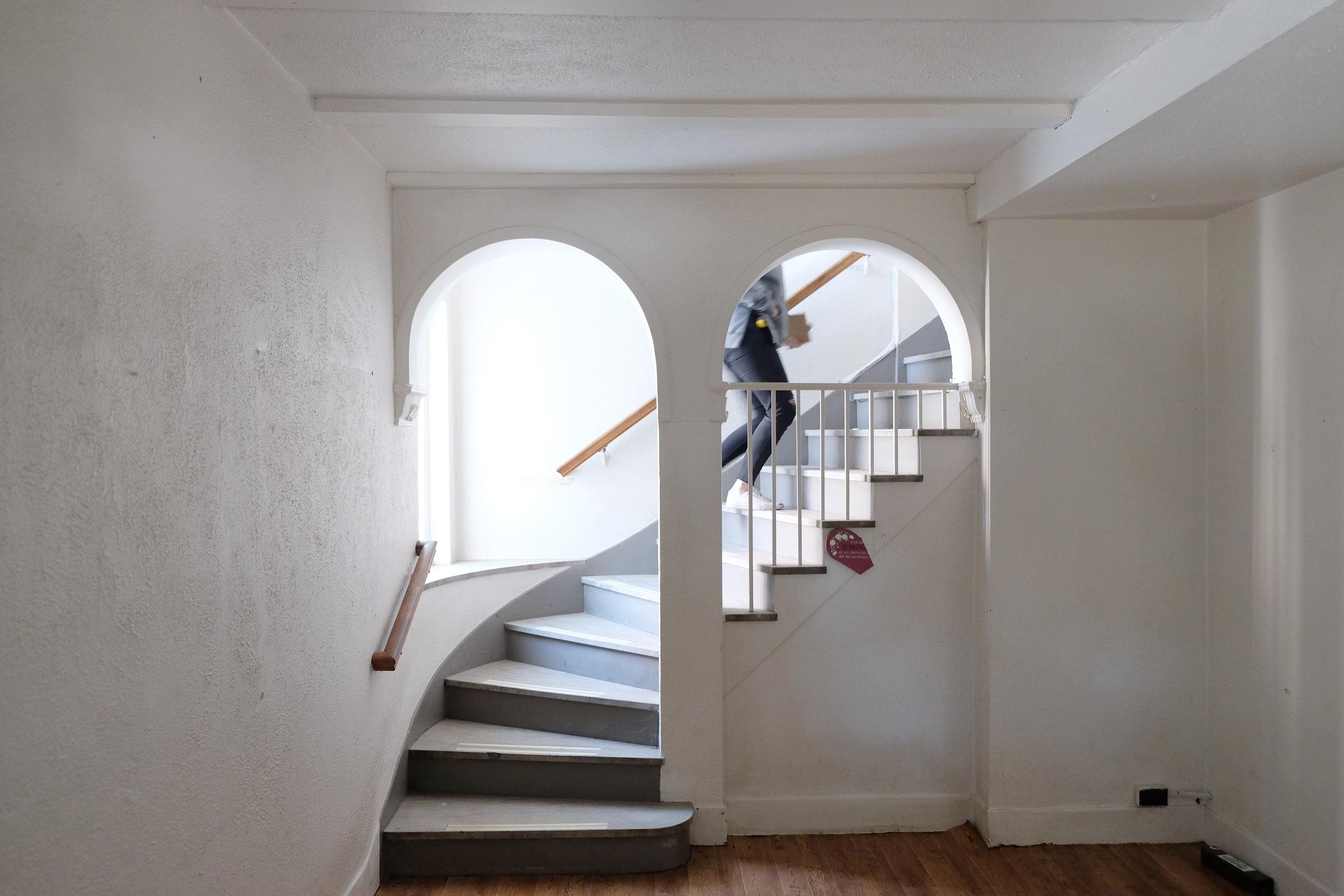 MaisonBodega Stair