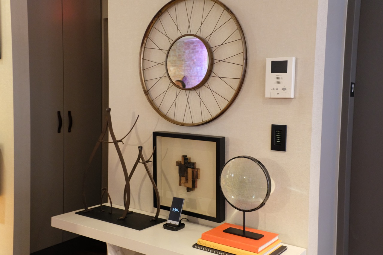 Art, design, & technology flawlessly coexist in a Smarthome.