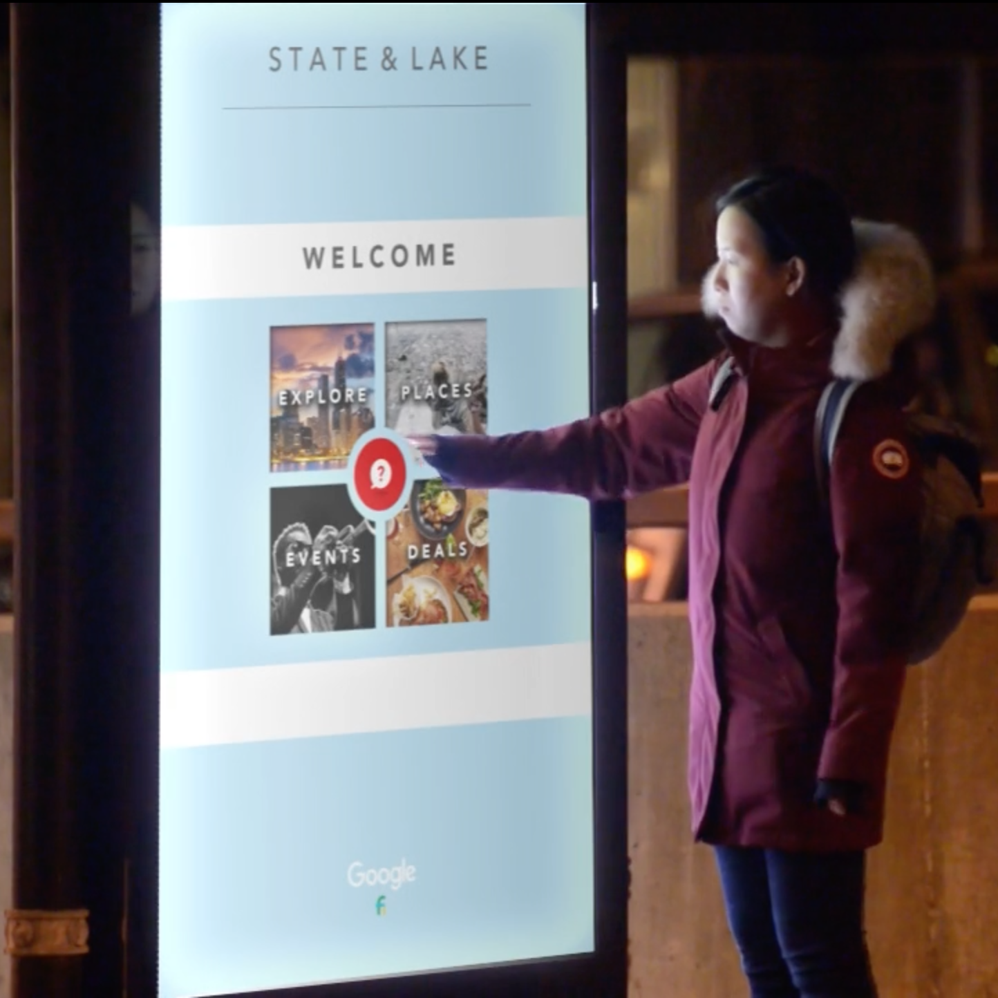 The C  -   An information portal for tourists and marketing plan for Chicago