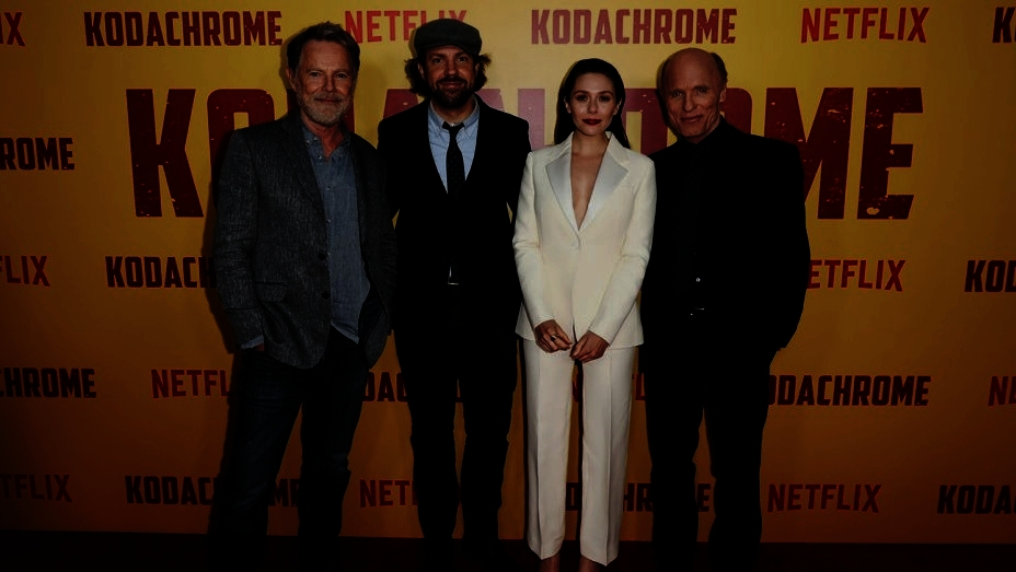 Netflix's 'Kodachrome' Was Inspired By a Headline - From The Hollywood Reporter