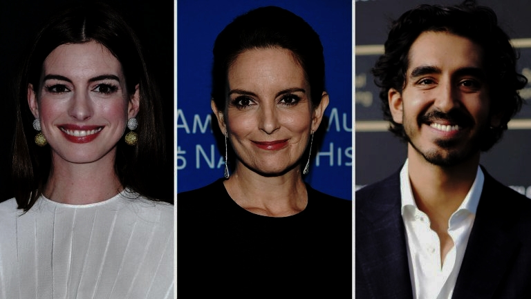 Anne Hathaway, Tina Fey Among Star-Studded Cast of Amazon Anthology 'Modern Love' - From The Hollywood Reporter