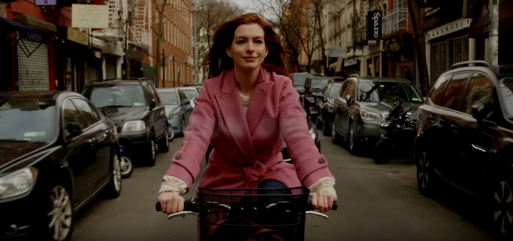 The Modern Love Trailer Brings Us Romance, Cozy Autumn Anne Hathaway - From Vulture
