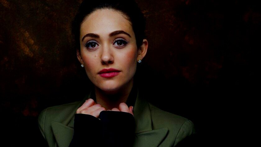 Emmy Rossum nominated for a WIN Award for Modern Love - Announcement