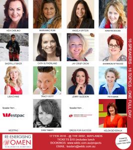 Women in Leadership Driving Change 2016