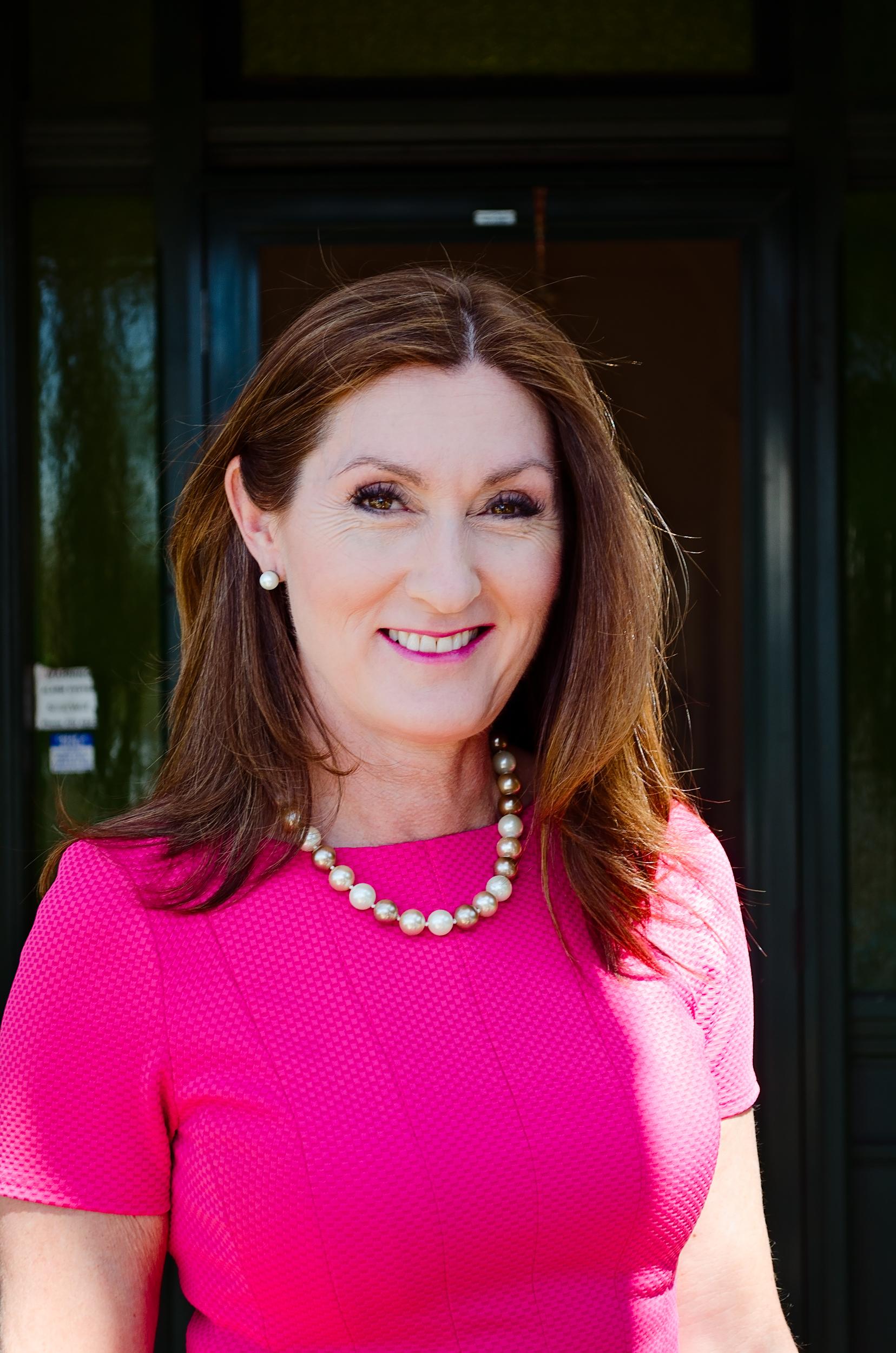 Louise Kelly, Masters Training & Development