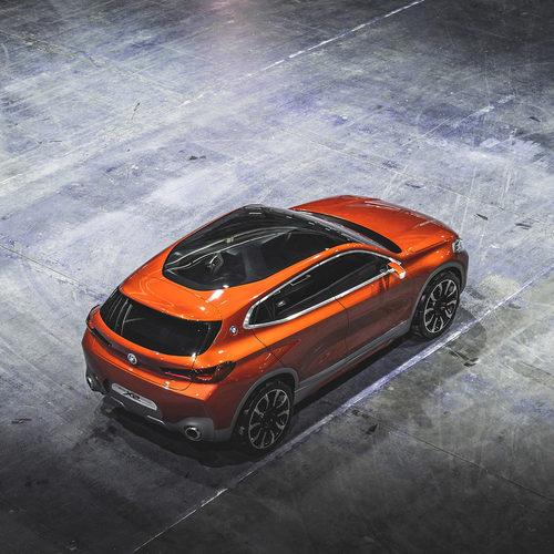 2017 BMW Concept X2