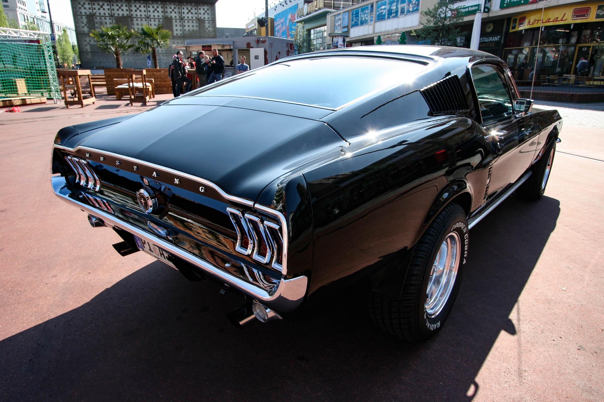 1967 Ford Mustang (Hamburg)