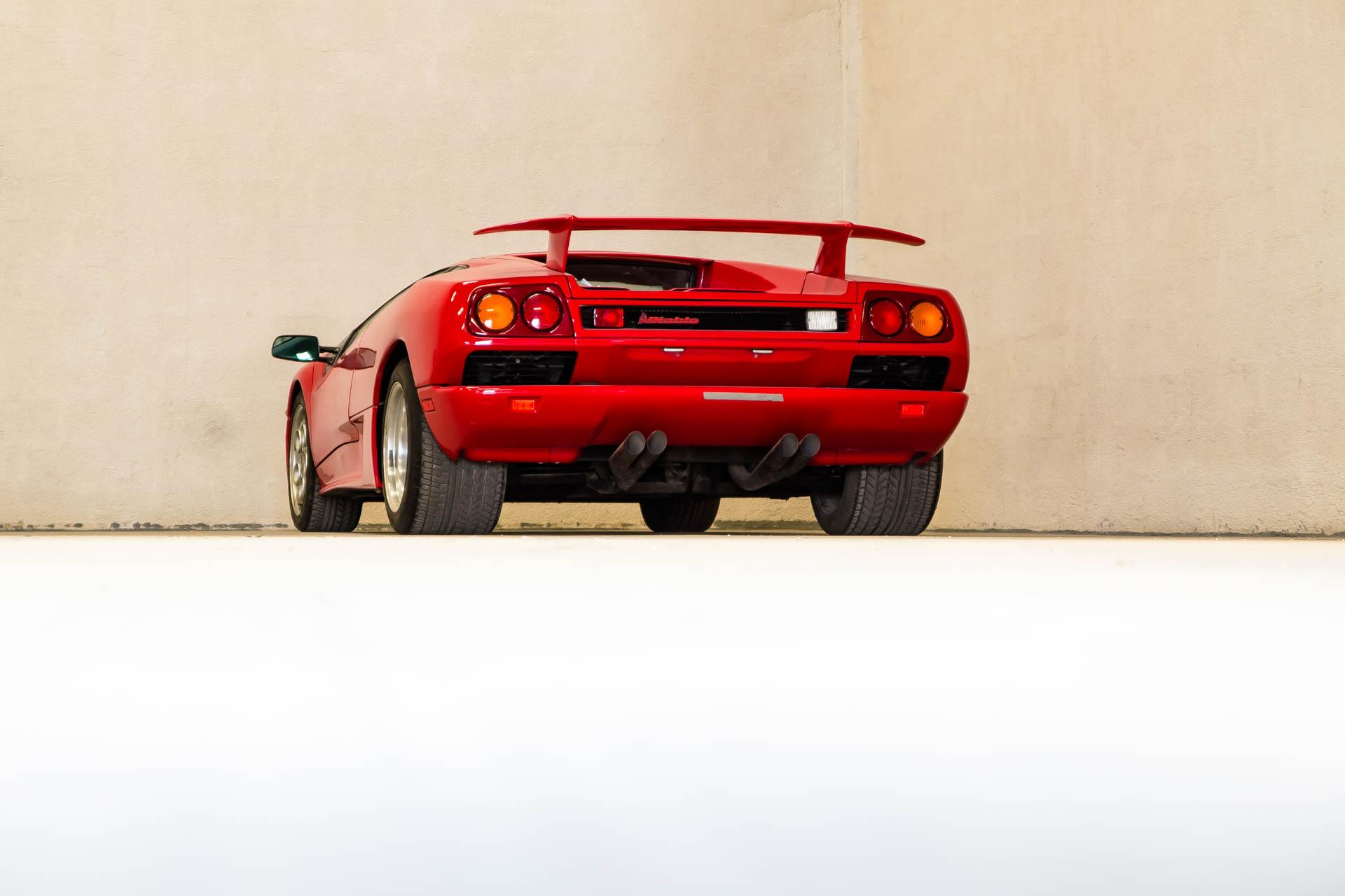 Lamborghini Diablo (Dubai)
