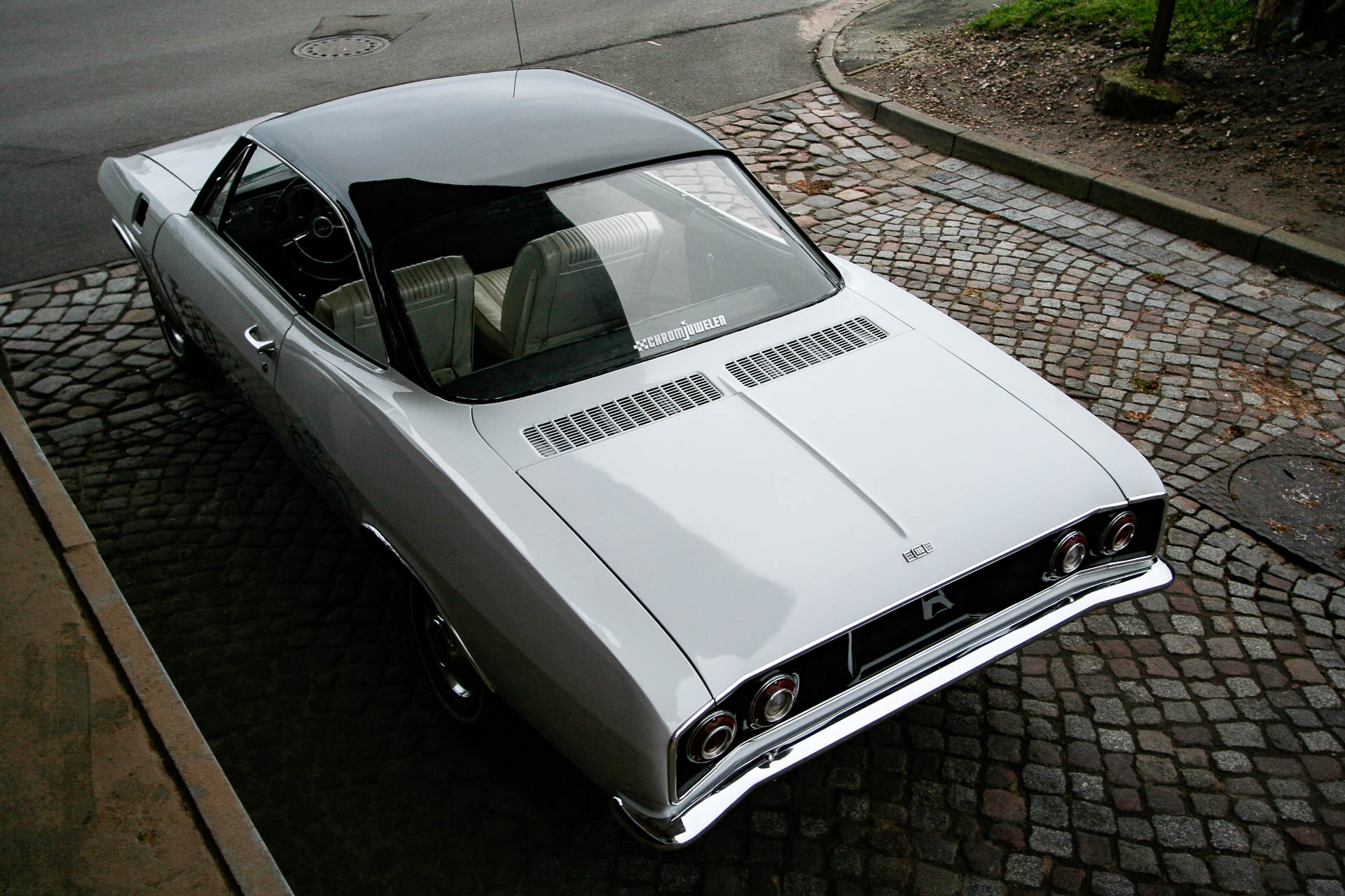 1965 Chevrolet Corvair Coupé