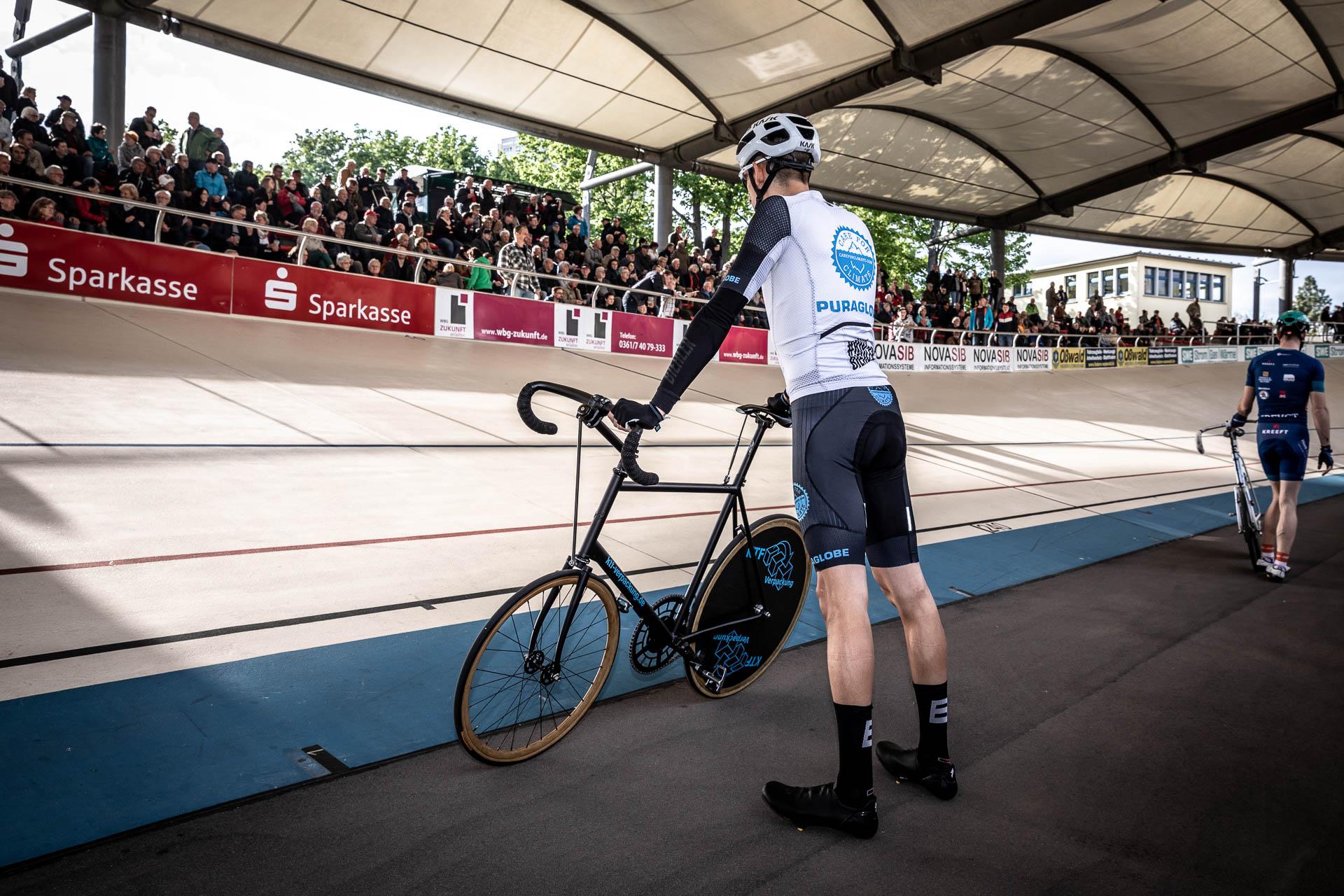 Daniel Harnisch, NOVASIB Stehernacht, 10.05.2019, Radrennbahn Andreasried, Foto: Martin Meiners