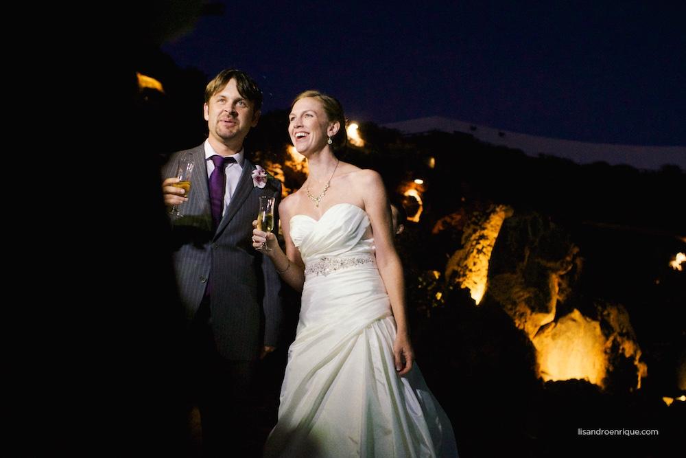 Novios en James del Agua, Lanzarote. Wedding / Boda / Casamiento