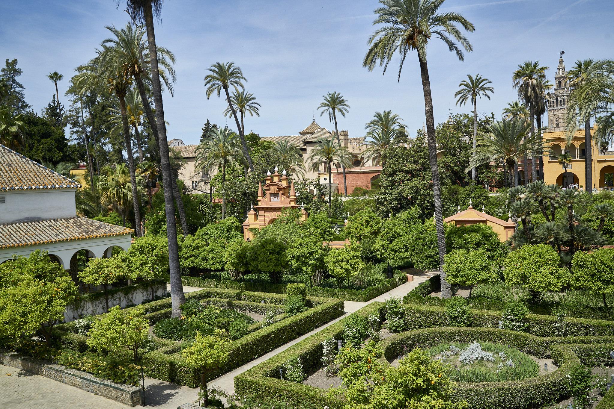 Sevilla Alcazar Plaza España Fotos DSC03692.jpg