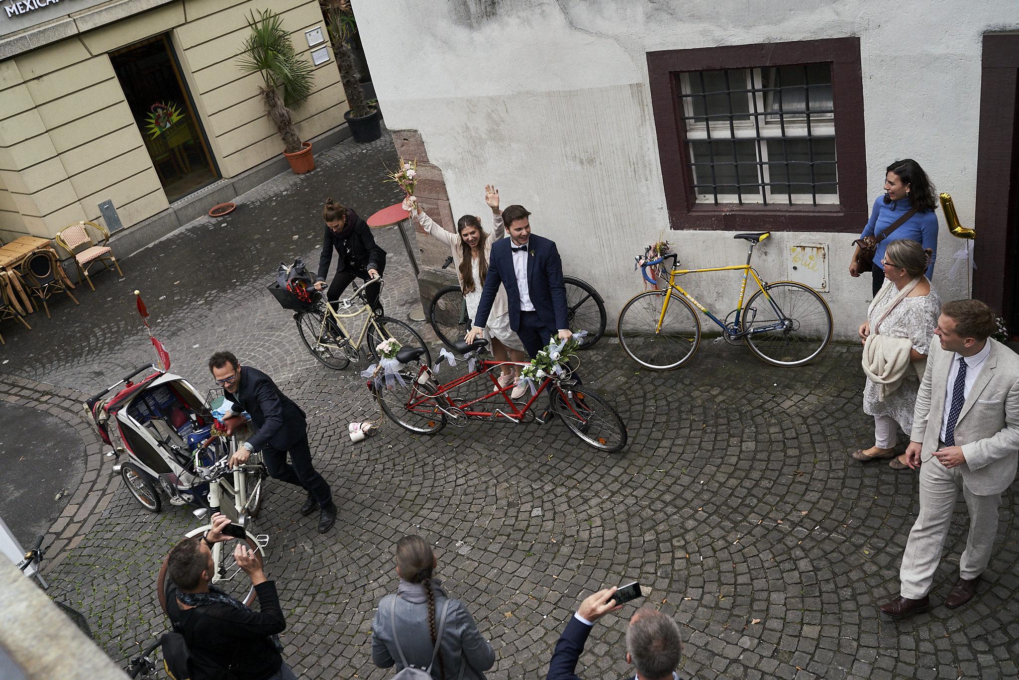Wedding Photographer in Basel