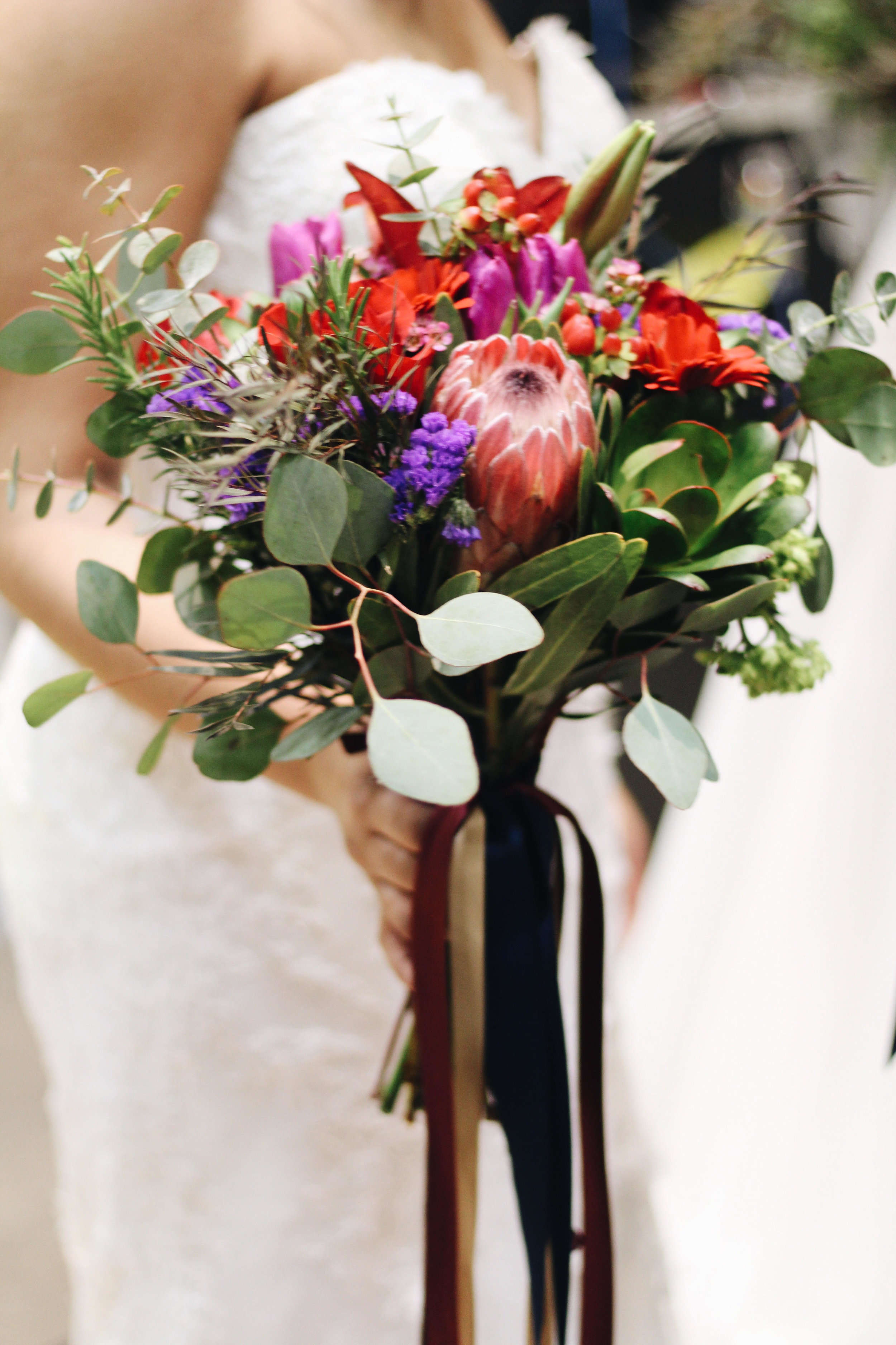 Wedding Bouquets Wedding Bouquet by Blue Ivy Flowers, Chattanooga, TN
