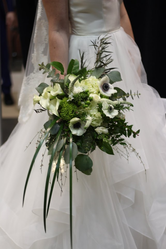 Bridal Bouquet Wedding Bouquet by Blue Ivy Flowers, Chattanooga, TN
