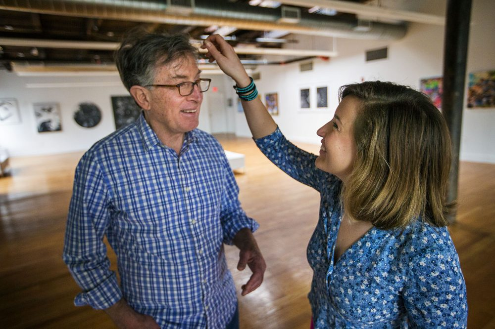 Painting Through Parkinson's - How A Daughter Helped Her Father Find A New Artistic Vision