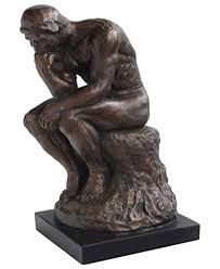 The Rodin to Hell is paved with good intentions