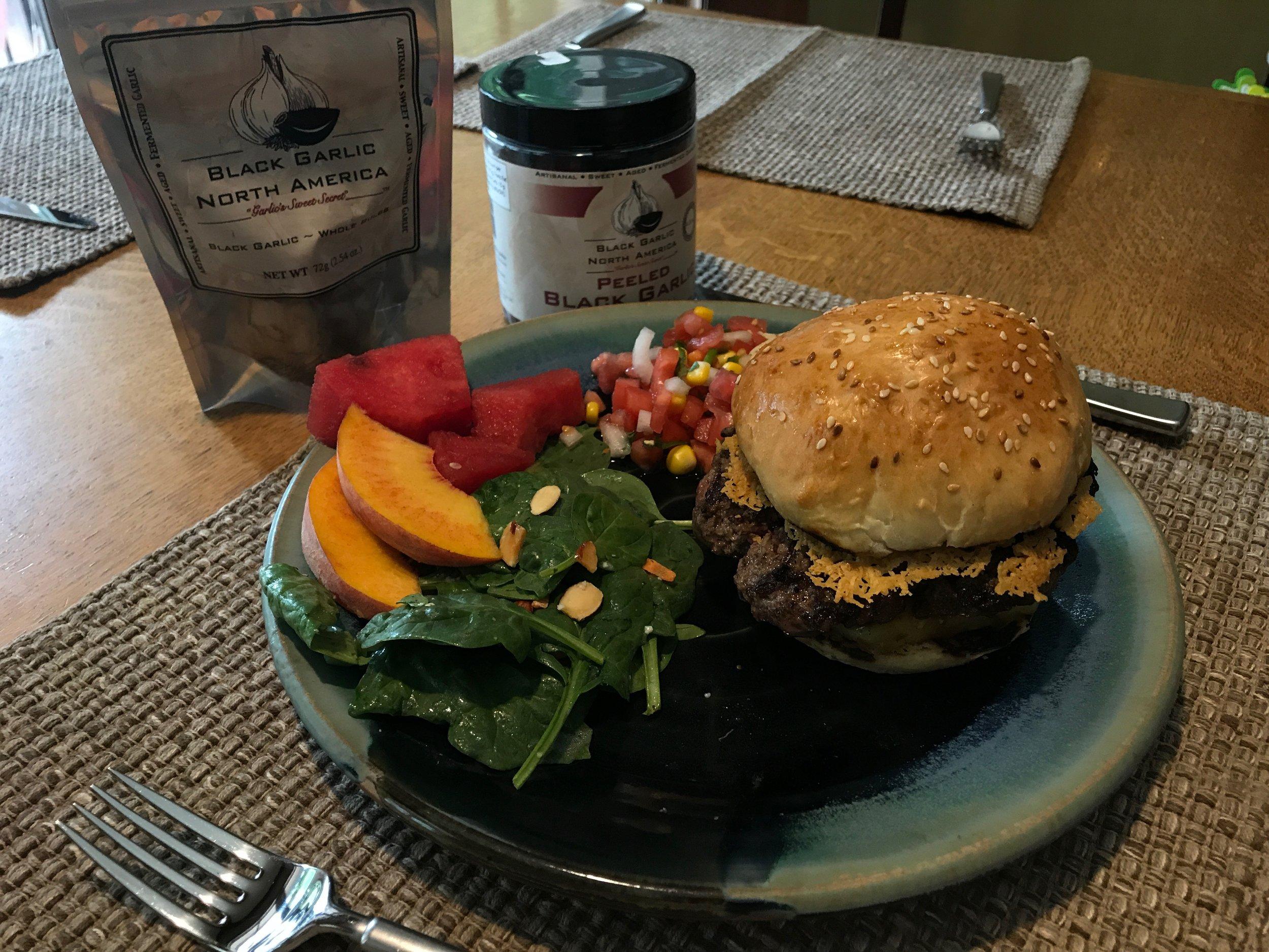 black garlic burgers.JPG