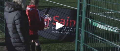 Saints Foundation asked Bullet to create a series of short films to promote the work done by Saints Foundation in their 'Saints Together' social media campaign.