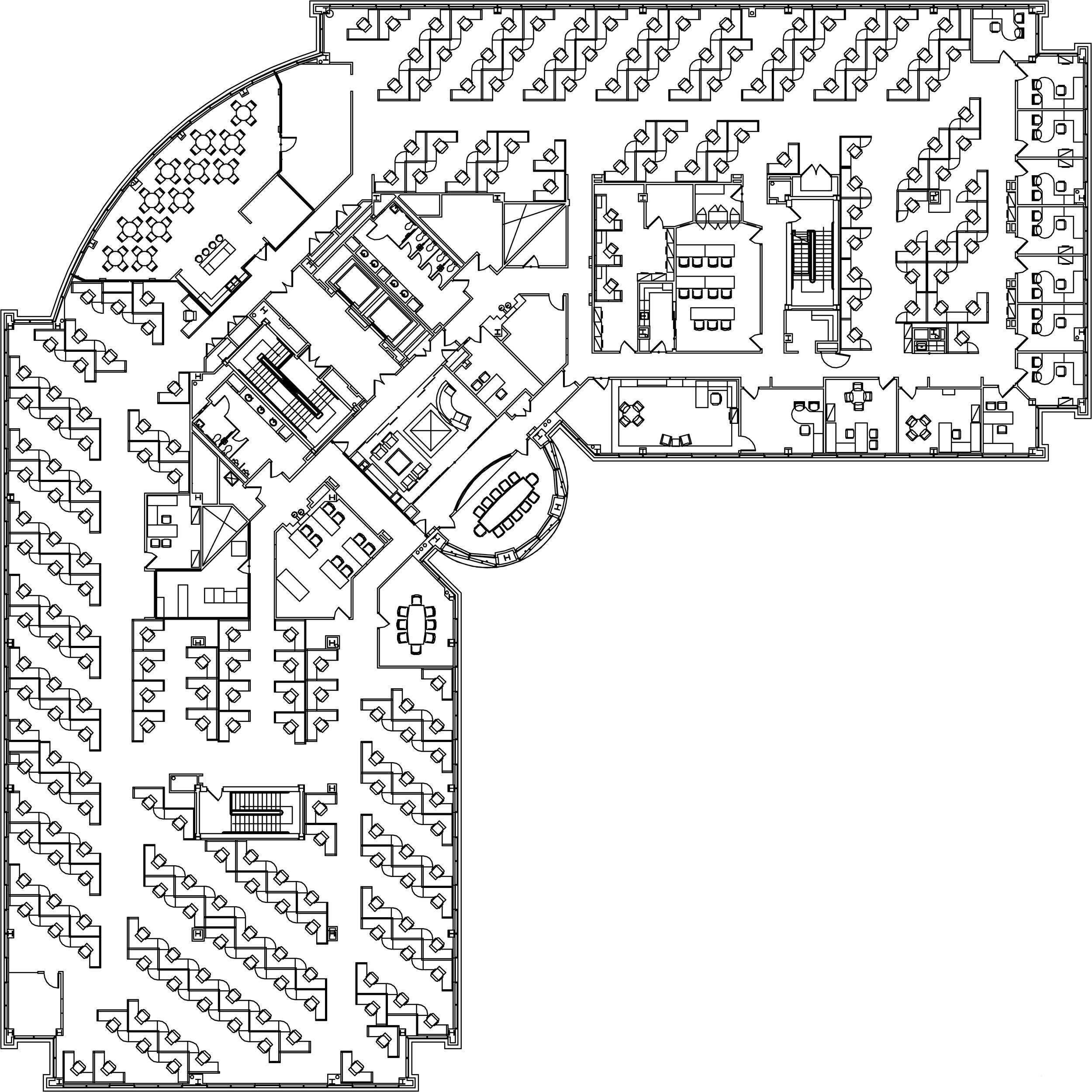 Customer Service Center - 30,000 USF