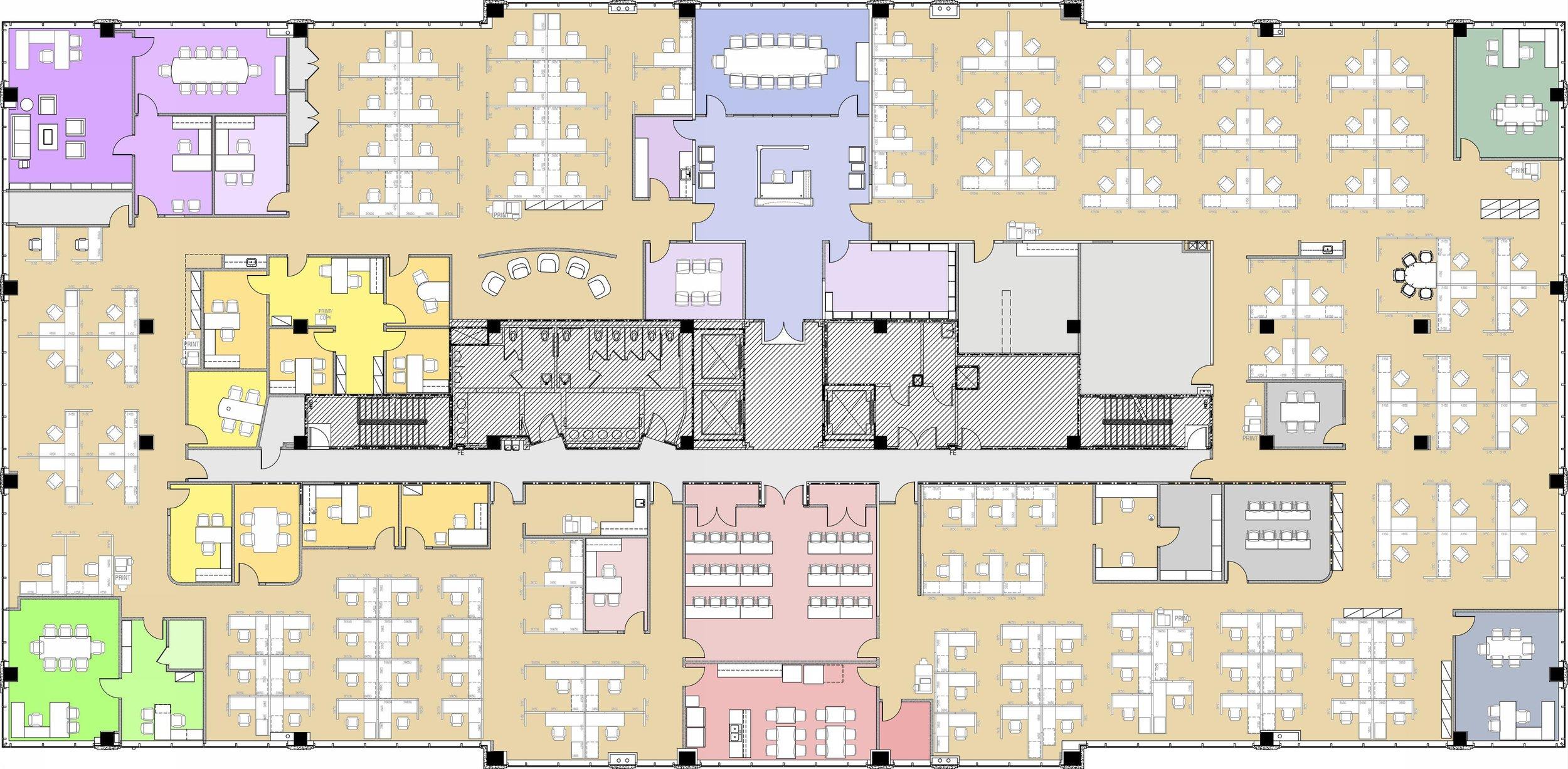 Final Space Plan - 25,000 USF