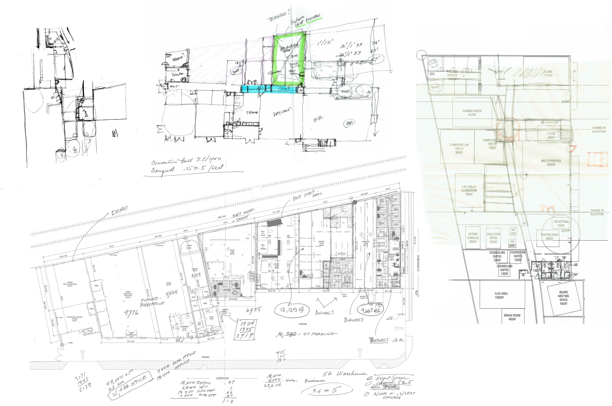 Space Planning and Analysis