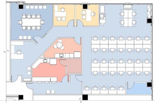Health Care Service Center - 2,800 USF
