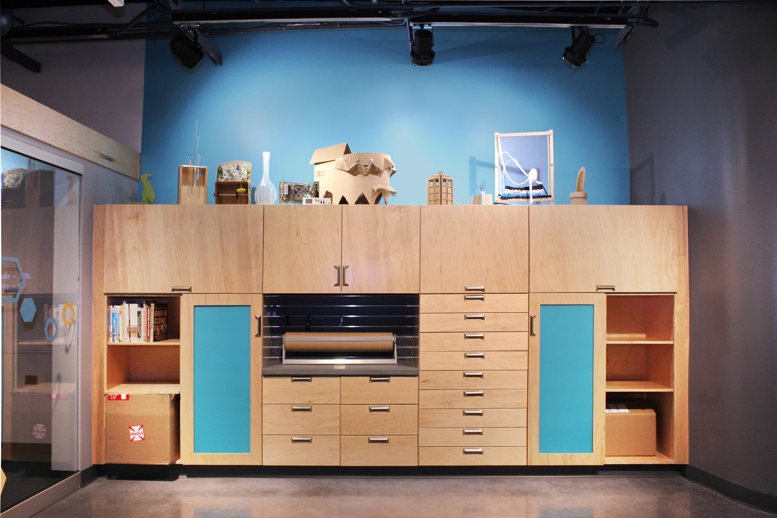 The Hive Storage Center