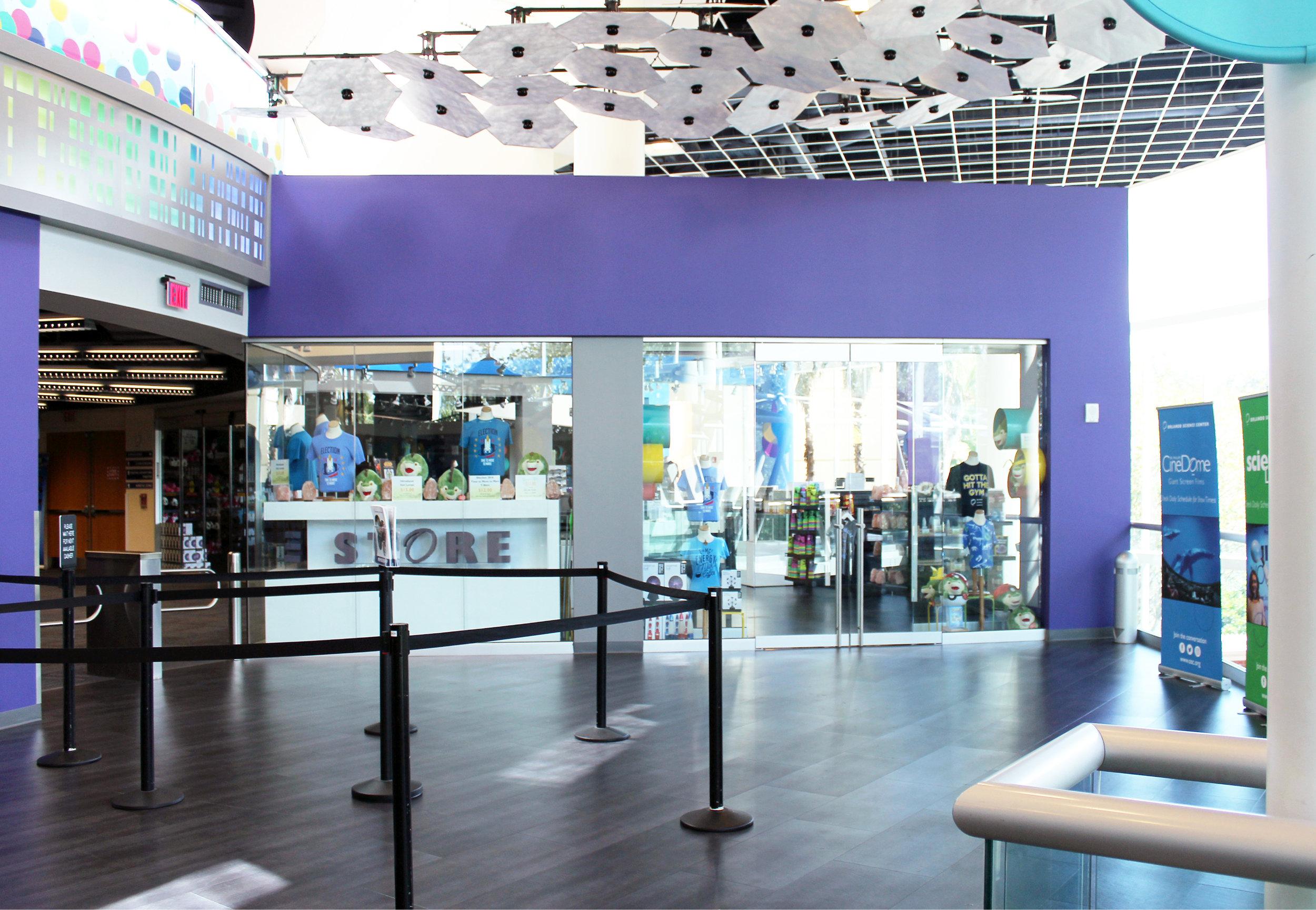 Orlando Science Center - Store